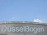 Bild vom Düsselbogen DuesselBogen mit Himmel.jpg